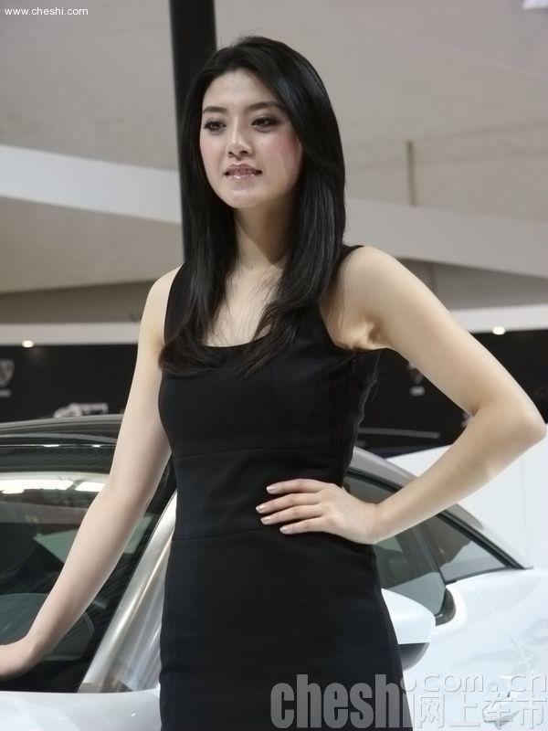 2010北京车展模特