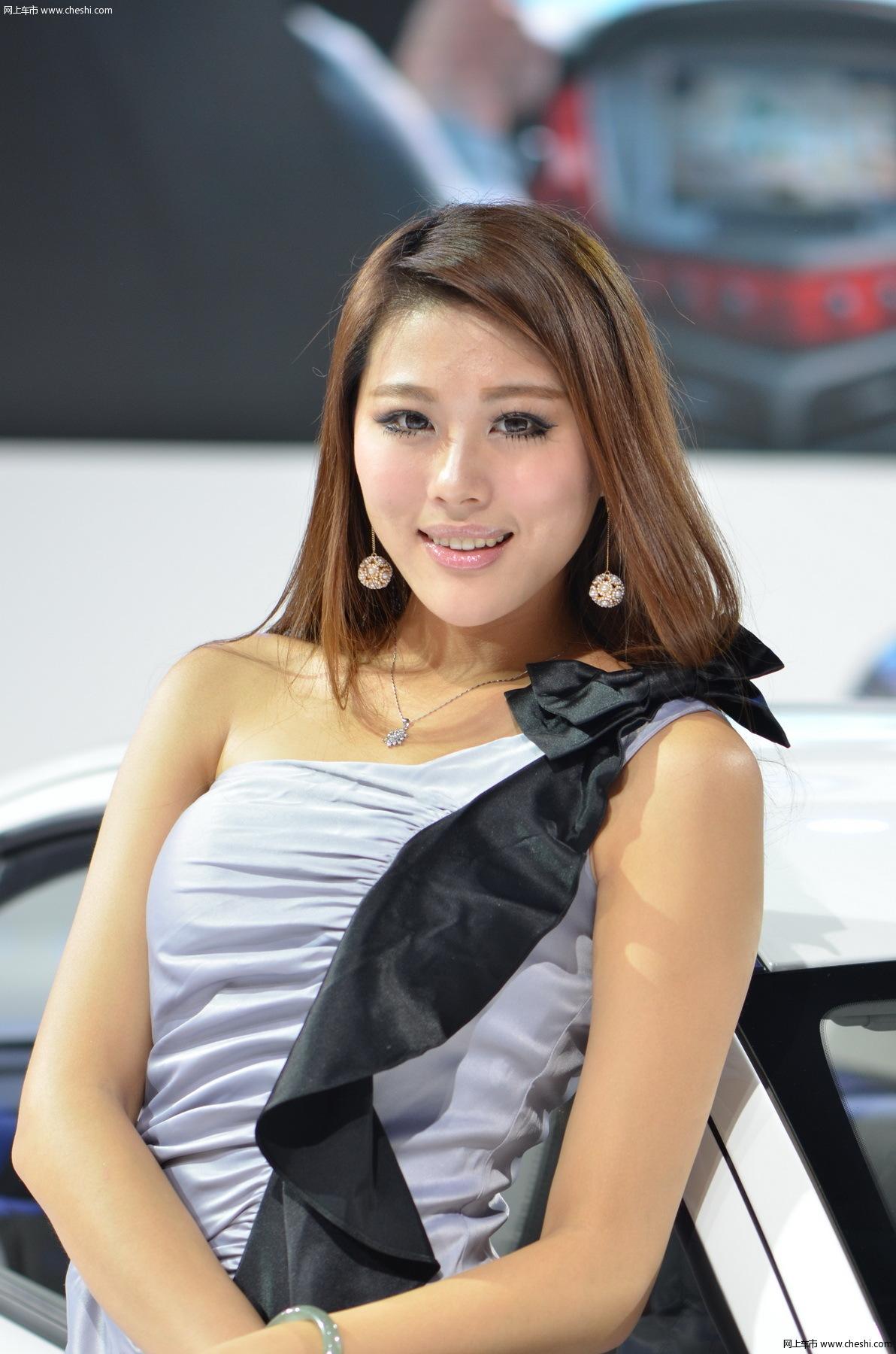 车展 2012广州车展 2012广州车模