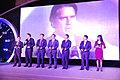 获奖单位代表发表获奖感言