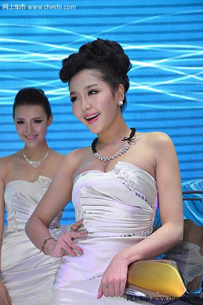2012广州车展车模