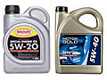 机油5W-20和5W-40如何选