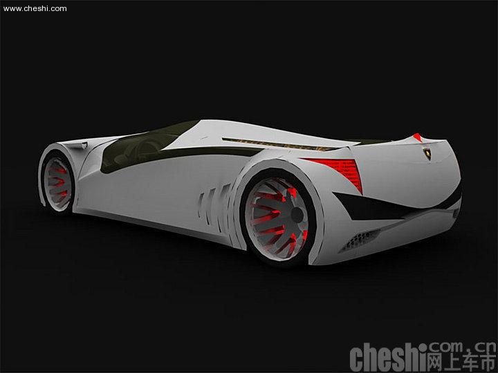 兰博基尼概念车 高清图片