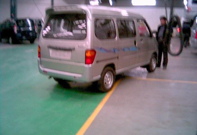五菱之光小排量订车作业高清图片