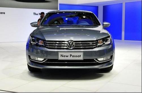 2011款帕萨特新领驭上市 新车广州团购即将亮相高清图片