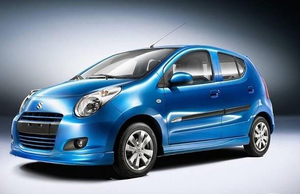 新奥拓两车型上市 售5.39 6.29万 高清图片