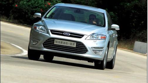 福特蒙迪欧 致胜2.0T用车养护成本账高清图片