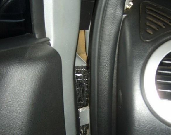 长安笨笨cd-长安奔奔音响改装详细全过程高清图片