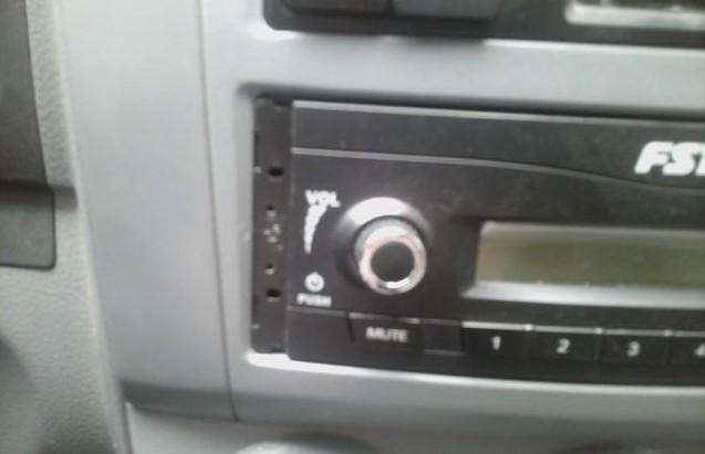 海马福仕达收音机配件如何拆下来高清图片