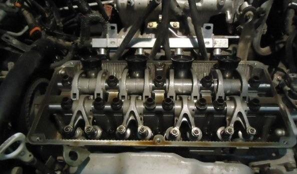 由改气带来的不良反应 比亚迪G3发动机大维修高清图片