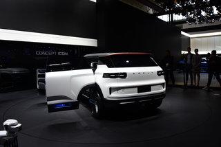 吉利concept icon概念车