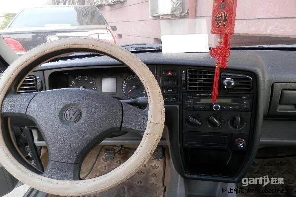 捷达汽车空调按钮图解