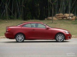 2009款IS300 3.0 AT豪华版