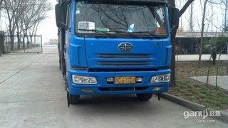 2011款手动平头柴油载货汽车CA1160P9K2L3E