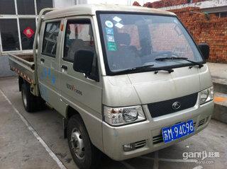 2007款奥铃 BJ1039V3AW6-A 2.2 MT