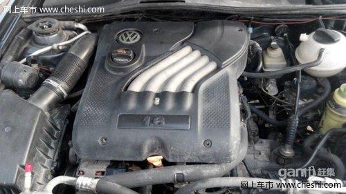 大众进口《mphfi》发动机动力充沛, 发动机超级安静干爽和清净没有
