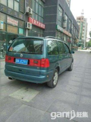2005款sharan 2.8 AT/MTDVD 豪华型