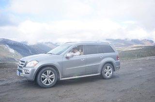 2011款GL 350柴油版