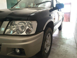 2009款2.8 手动柴油两驱豪华型