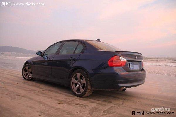 2007款 320i 2.0 at/mt 时尚型(银色内饰)