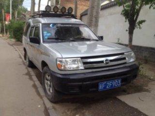 2010款3.0T柴油两驱豪华型ZD30D13-3N
