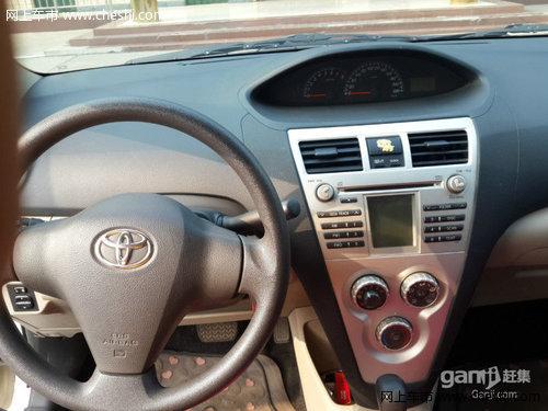 丰田威驰2009款 威驰 1.6 自动 GLX i 我媳妇开的车,因要出国了便宜卖高清图片