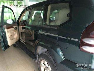 普拉多 4.0 自动 V6 VX 五门版 进口 私家车无过户无事故的丰田霸道高清图片
