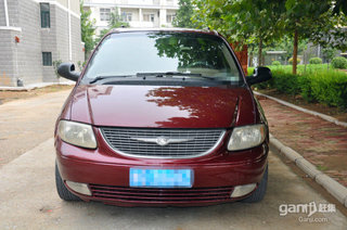 2004款 大捷龙grand voyager 3.3 AT 7座