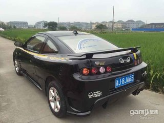 吉利美人豹2007款 1.5 自动 转08款中国跑车保险3千刚交高清图片