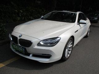 2012款640i 3.0TGran Coupe