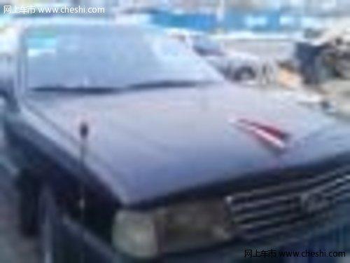 红旗旗舰2002款 4.6 无级 加长豪华型 01年红旗加长款8500元售出高清图片