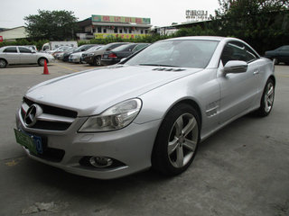 2010款SL500 5.5L