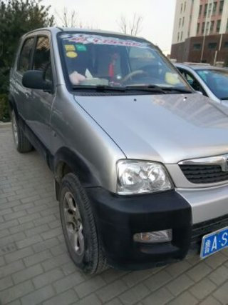 2010款1.3L 手动舒适型 5座