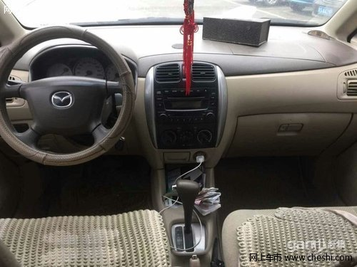 海马普力马2006款 1.8 自动 5座标准版 自动挡普力马练手 私家车高清图片