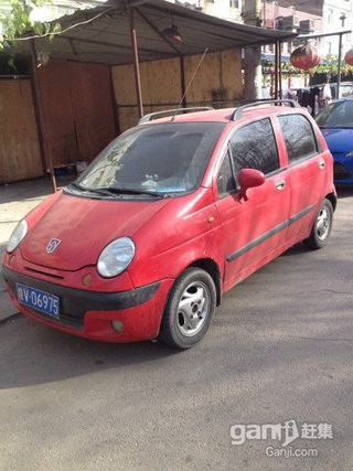 2006款0.8L 手动标准型