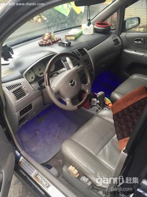 海马普力马2004款 1.8 自动 5座豪华版 04款普力马高配车况好该有的都高清图片