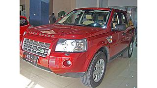 2010款神行者2 AT/MTi6 HSE 汽油款