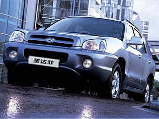 2009款新圣达菲 1.8T 汽油两驱 MT豪华型