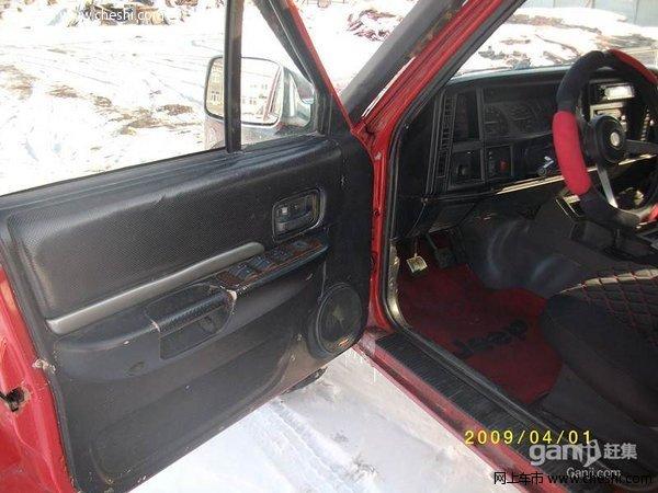 精改装四缸四驱北京吉普切诺基213-改装北京吉普213出售 北京吉普