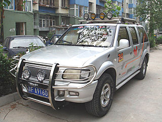 2006款冲浪SZB-2 标准型