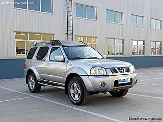 2006款2.4L 手动四驱标准型 5座