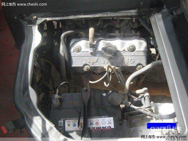 柳州五菱之光现在用的发动机是什么系列的