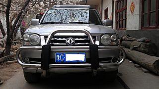 2007款3.2 手动豪华型 柴油 四驱