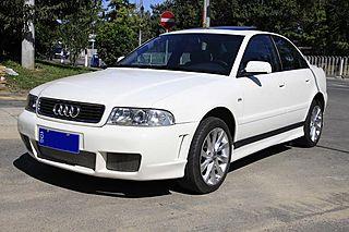 普通款A4 1.8 T quattro标准型