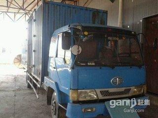2008款卡车HFC1083排半整车 一汽锡柴