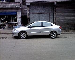 2008款1.6L 手动三厢精英型