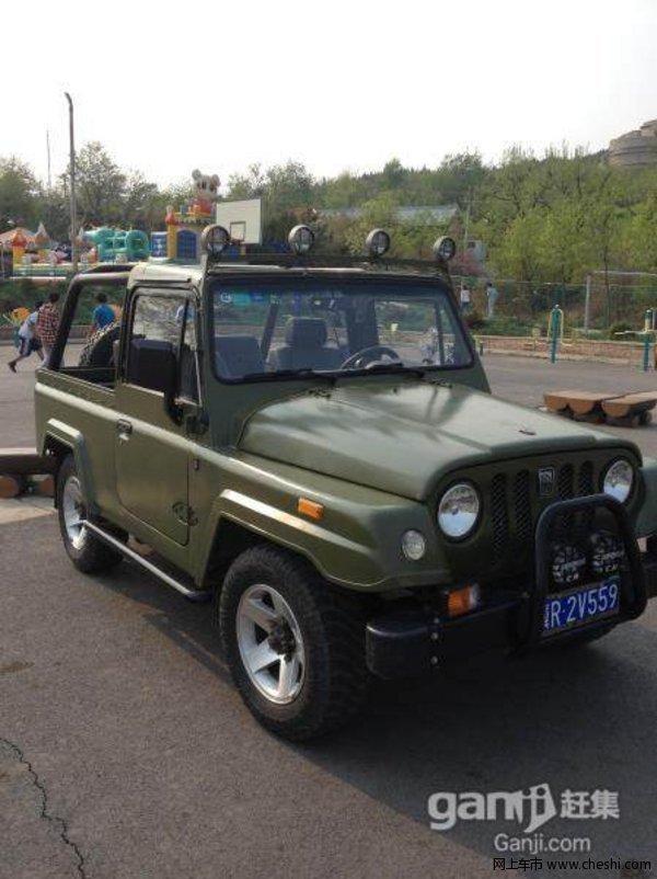 北京/2013/06/19 02:15:34 出售几乎全新北汽角斗士(个人)