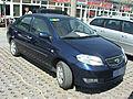 丰田威驰2005款威驰1.3L AT周年纪念版