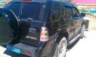 2010款X6 2.8T MT旗舰型 柴油版 两驱