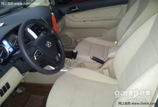 导航系统氙气大灯自动空调倒车视频影像北京汽车e系