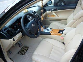 2007款2.5L 自动天窗版